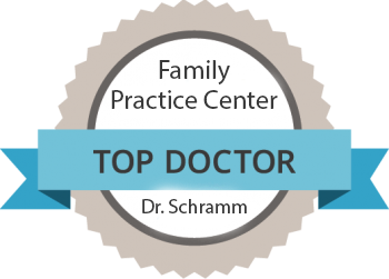 Dr. Schramm selected as one of Atlanta's Top Docs!