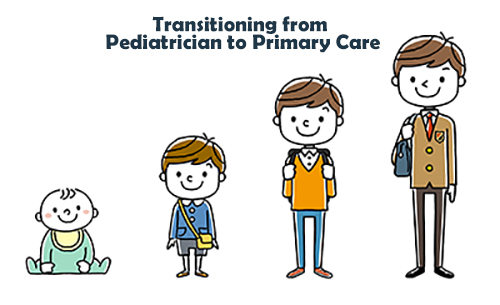 Transitioning from Pediatrician to Primary Care